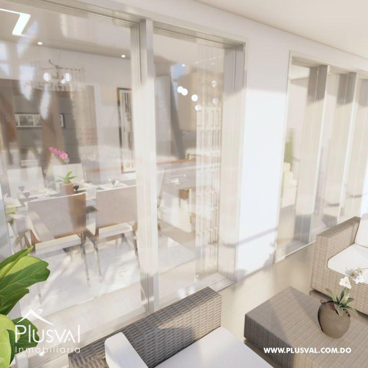 Proyecto de apartamentos Vanguardista en Bella Vista 145428