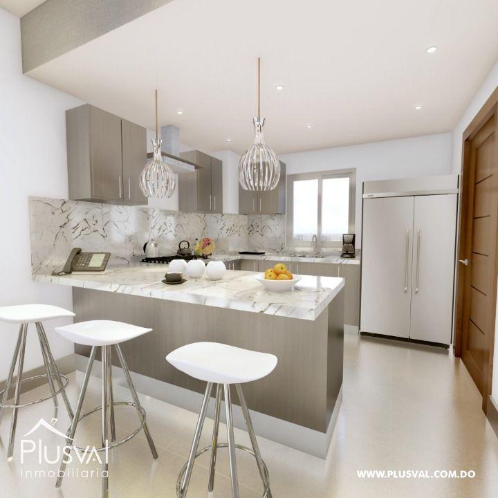 Proyecto de apartamentos Vanguardista en Bella Vista 145429