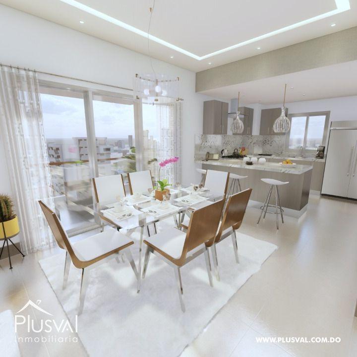 Proyecto de apartamentos Vanguardista en Bella Vista 145430