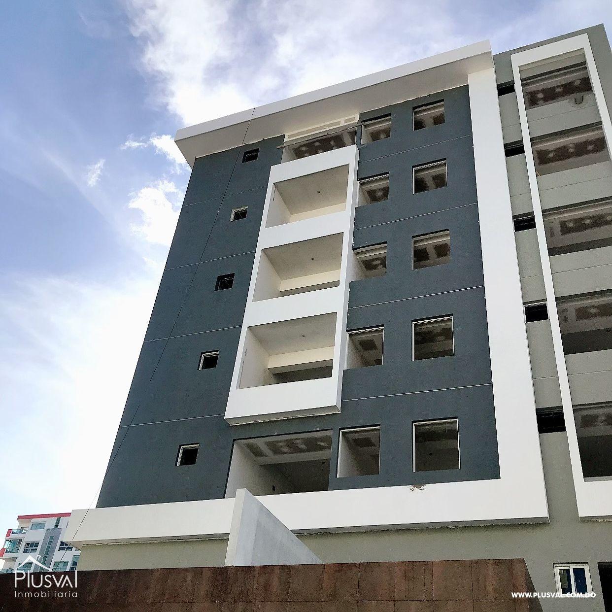 Moderna Torre de apartamentos, El Vergel