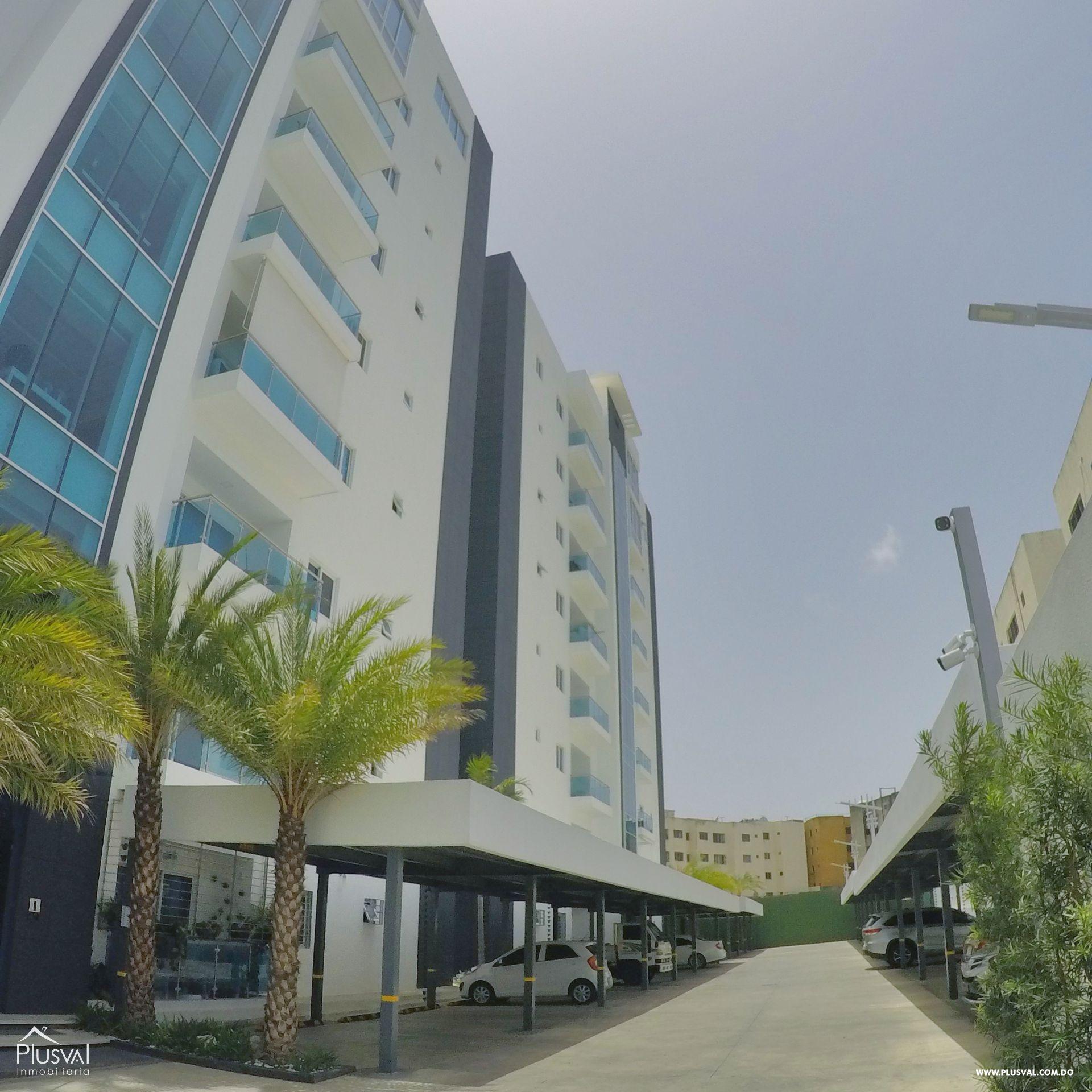 Apartamento nuevo en Villa Olga con elevador y gimnasio