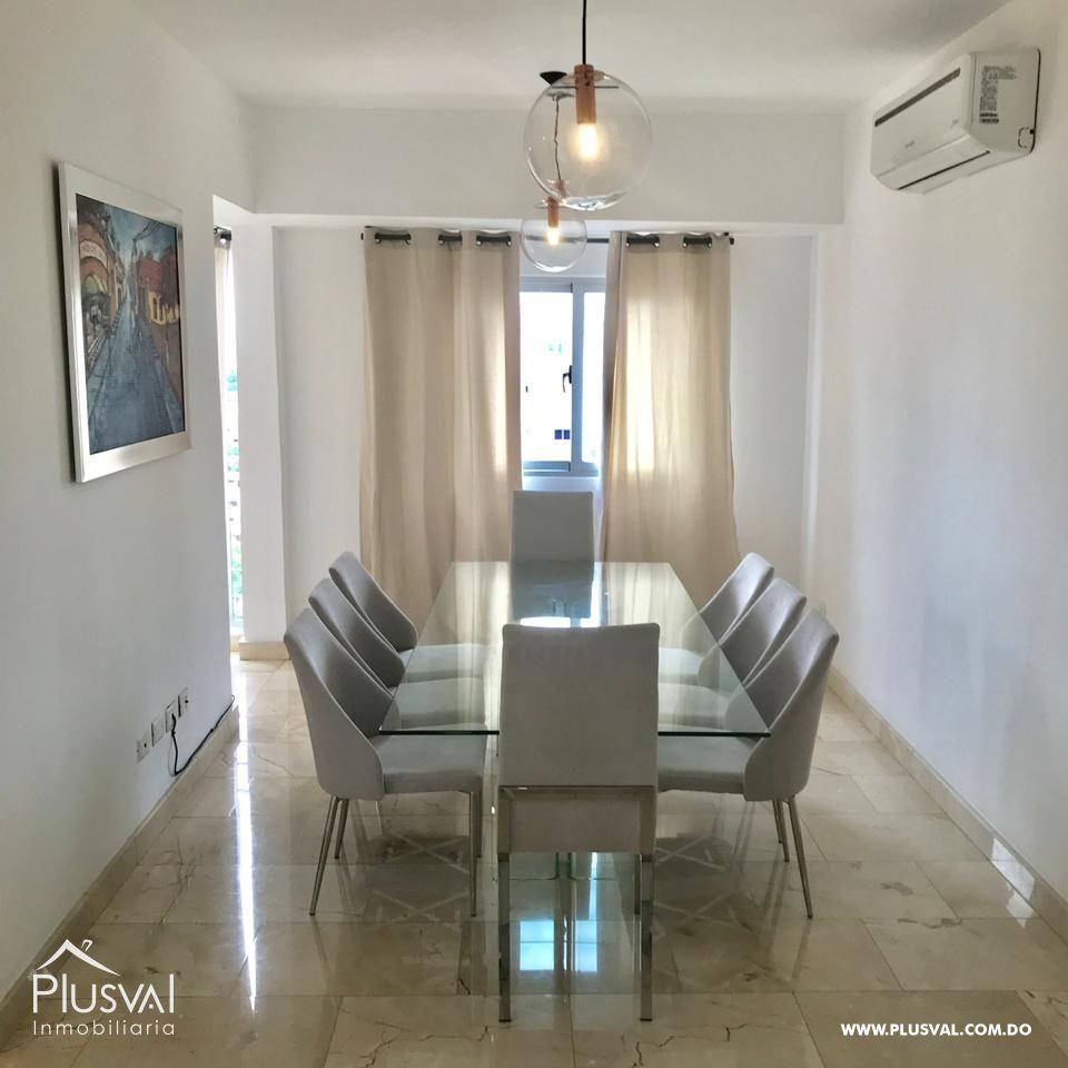 Apartamento en alquiler en el sector de Piantini en alquiler