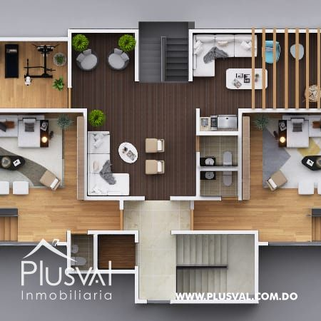 Apartamento en Venta en Cerros de Gurabo 146143