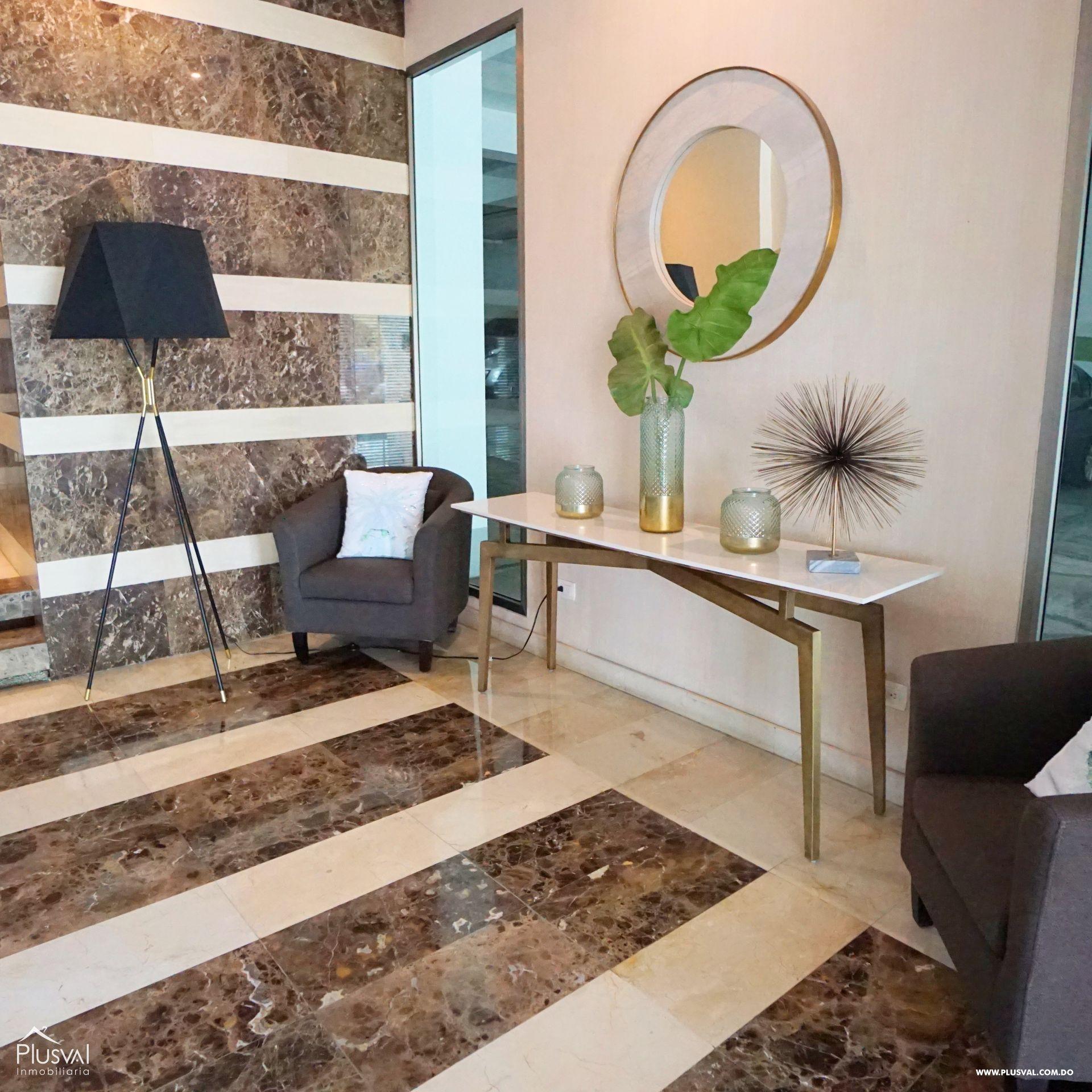 Amplio y moderno apartamento en el exclusivo sector de Naco
