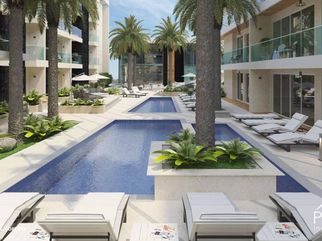 Innovadores  Apartamentos en Punta Cana