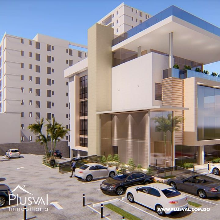 Edificio Corporativo en alquiler , Bella Vista