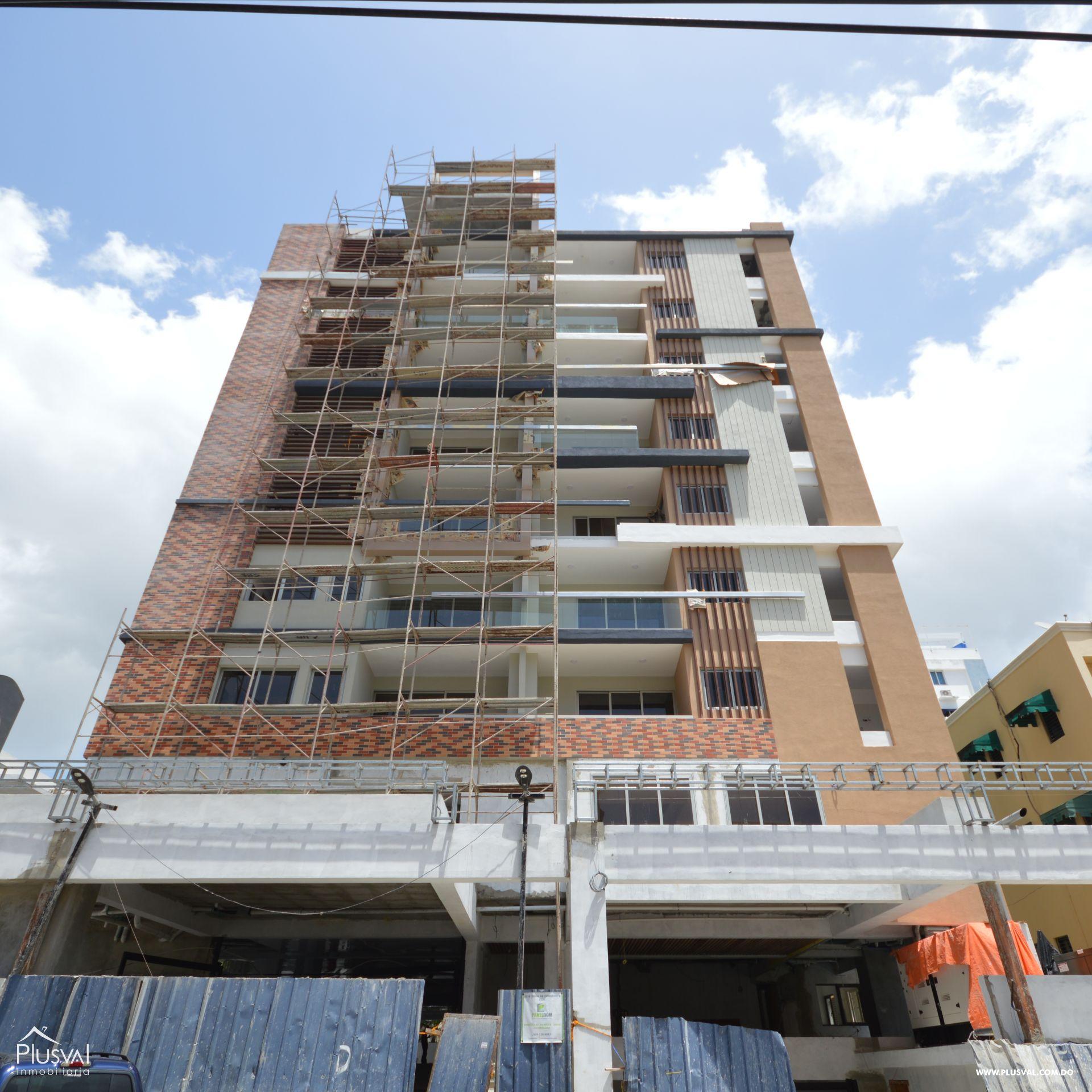 Espectacular apartamento en proyecto de Evaristo Morales
