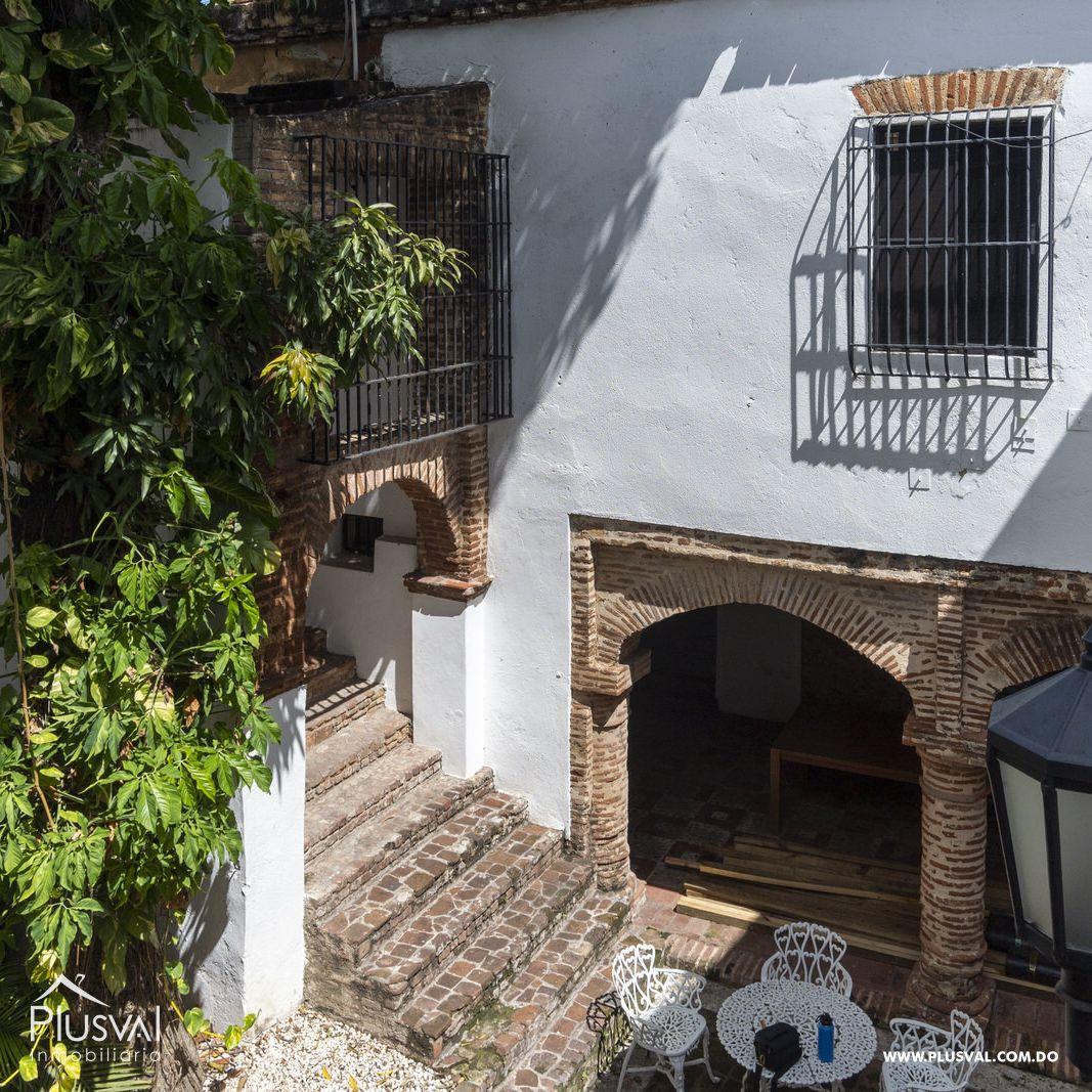 Casa Colonial del siglo XVI en Alquiler