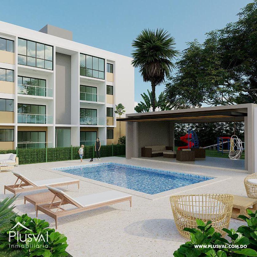 Apartamentos en Padre las Casas con piscina