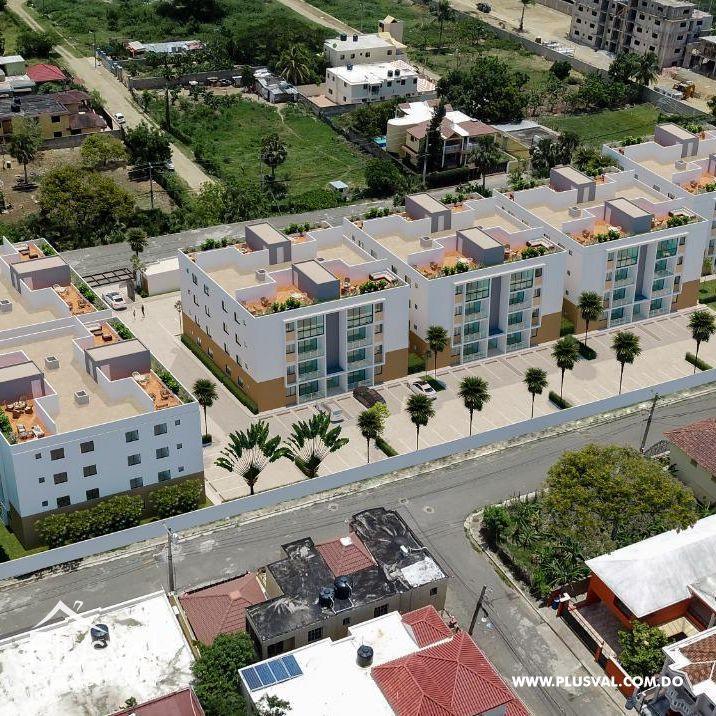 Apartamentos en padre las Casas con piscina 147015