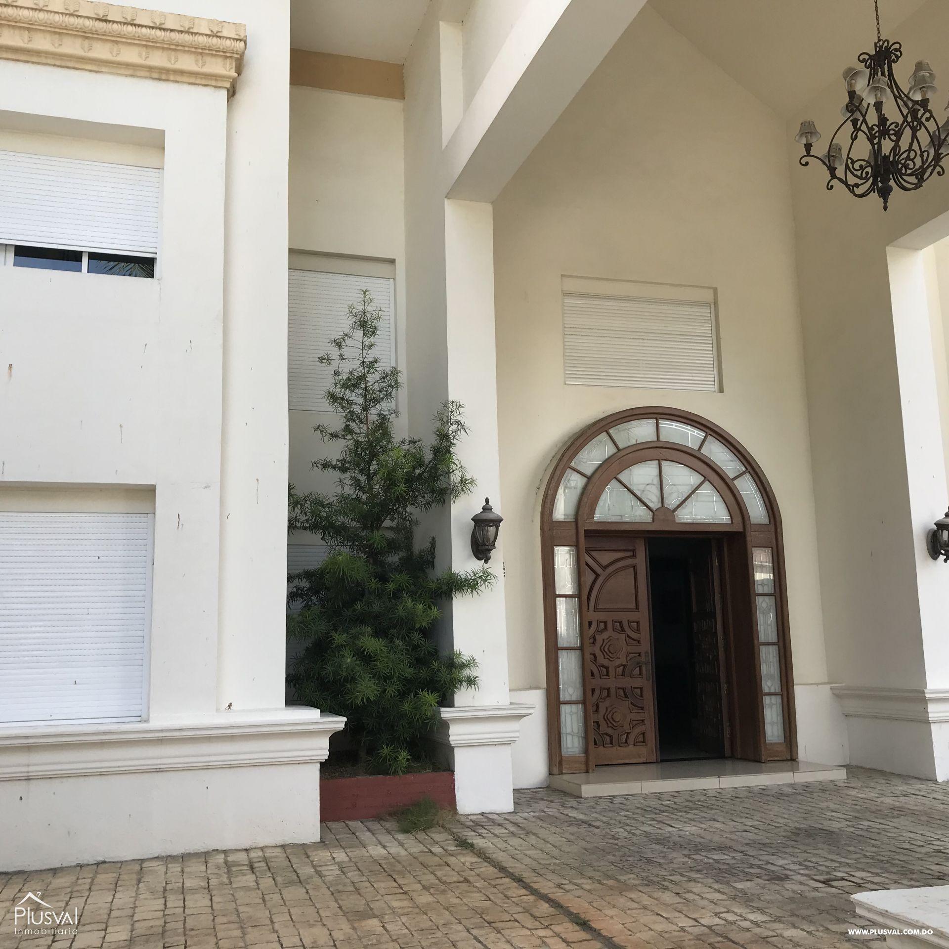 Casa alquiler en Cacicazgos 147023