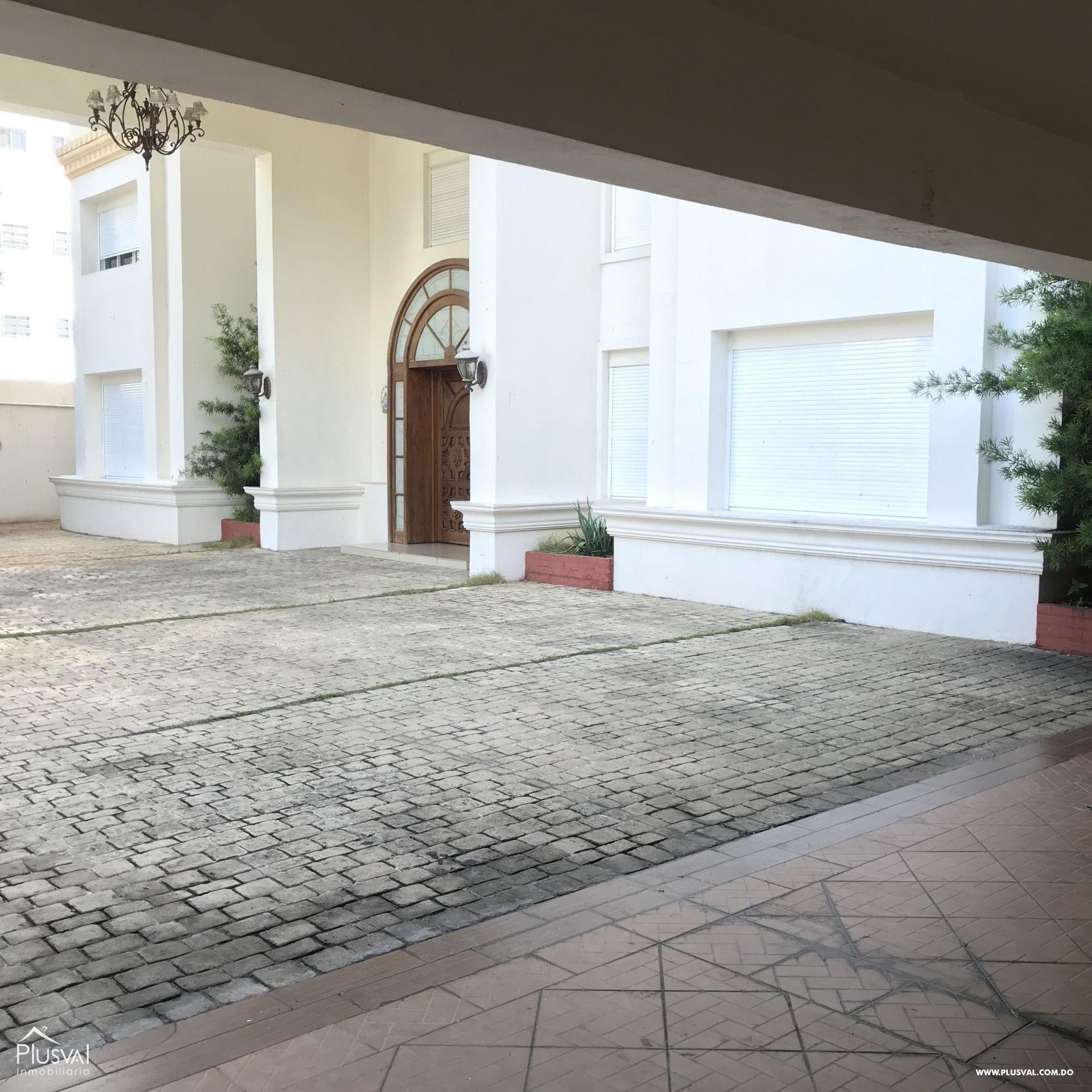 Casa alquiler en Cacicazgos 147024