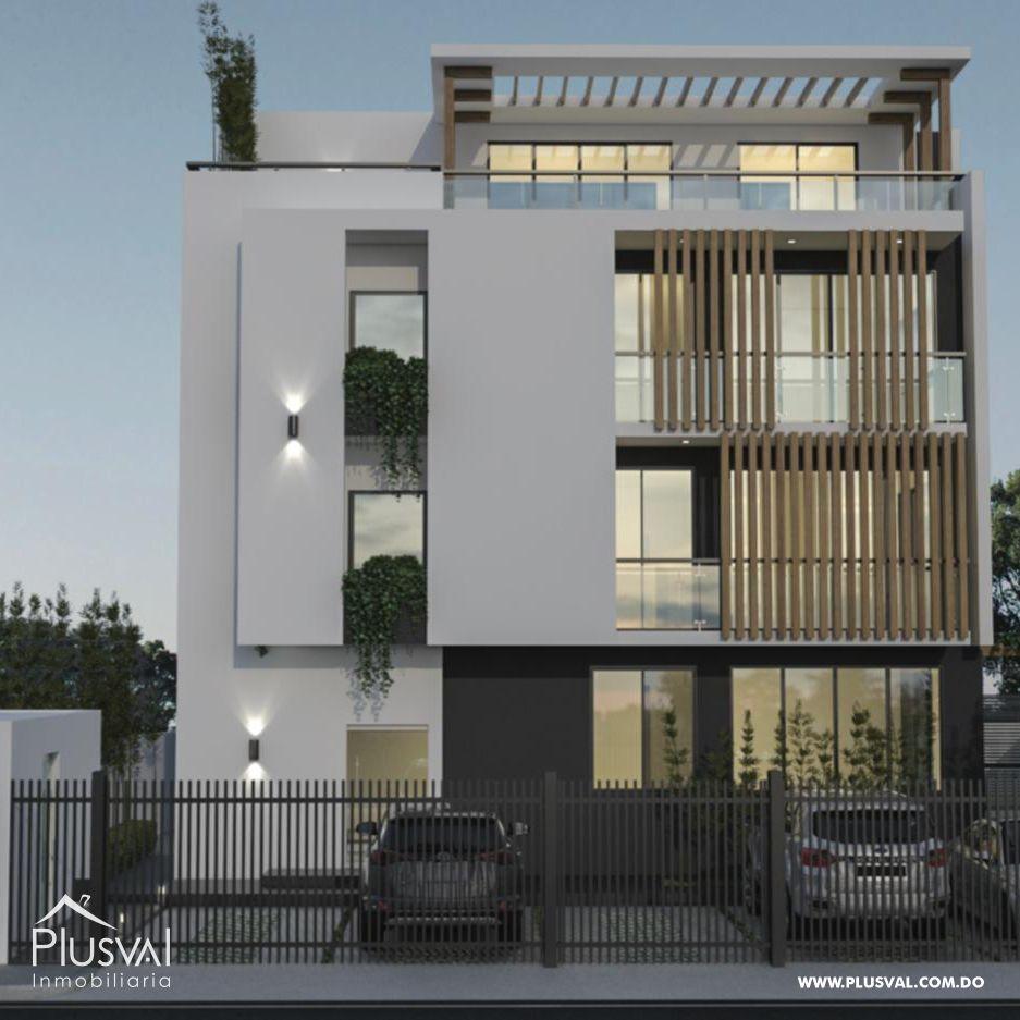 Exclusivo Pent House en Venta en Santiago