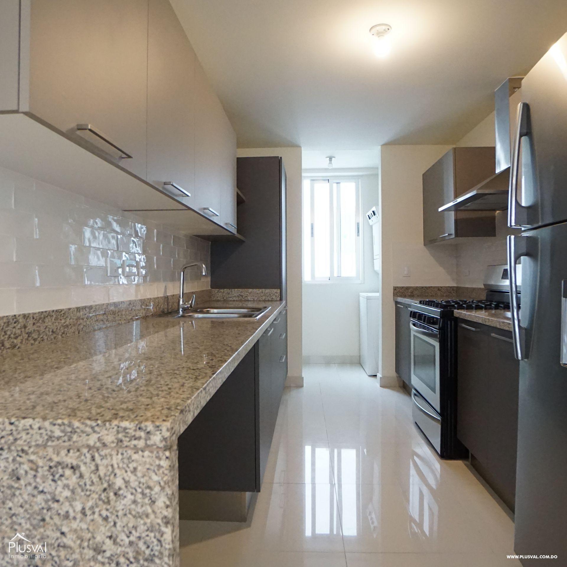 Apartamento de 2 habitaciones con linea blanca en alquiler