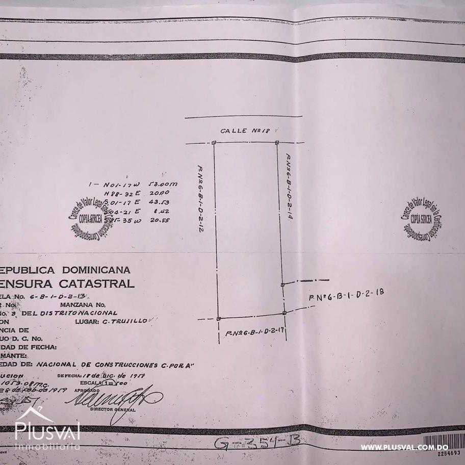 Local Comercial - Solar en venta en Naco 147469