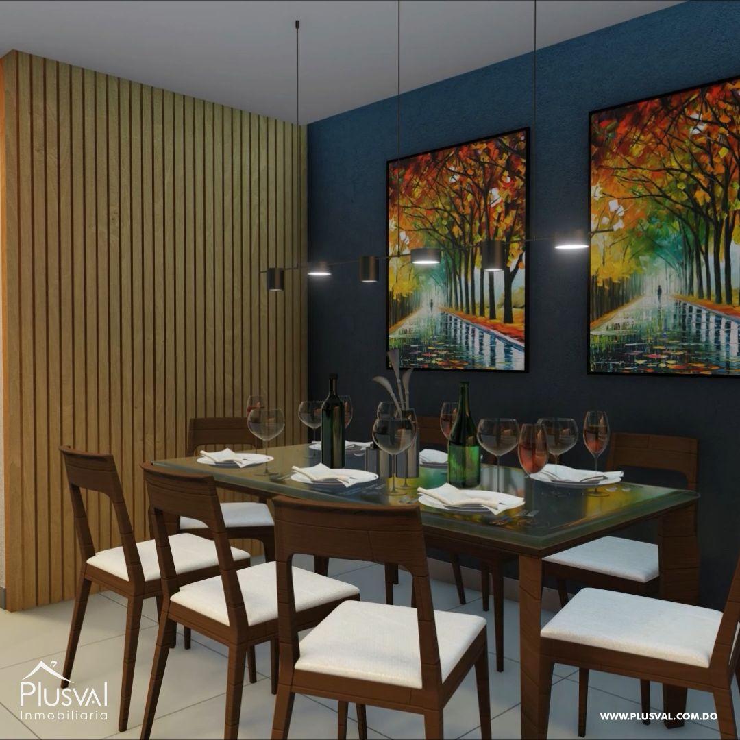 Apartamento en venta tipo Penthouse respaldo los tres ojos 147874
