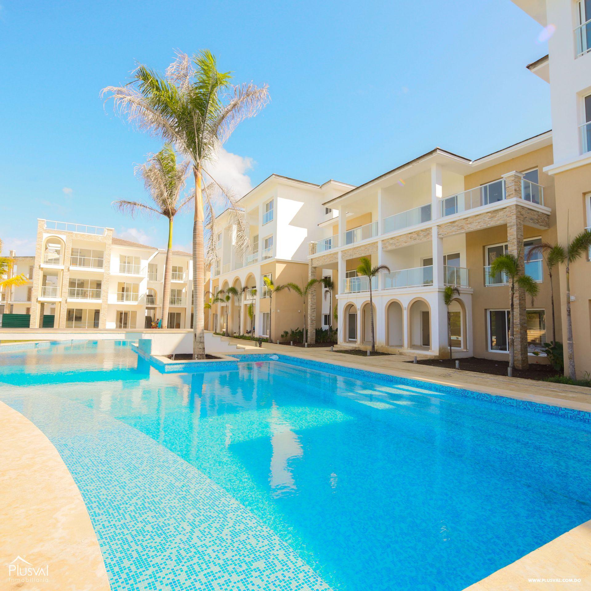 Apartamentos a 1 minuto de la playa en Punta Cana Bavaro