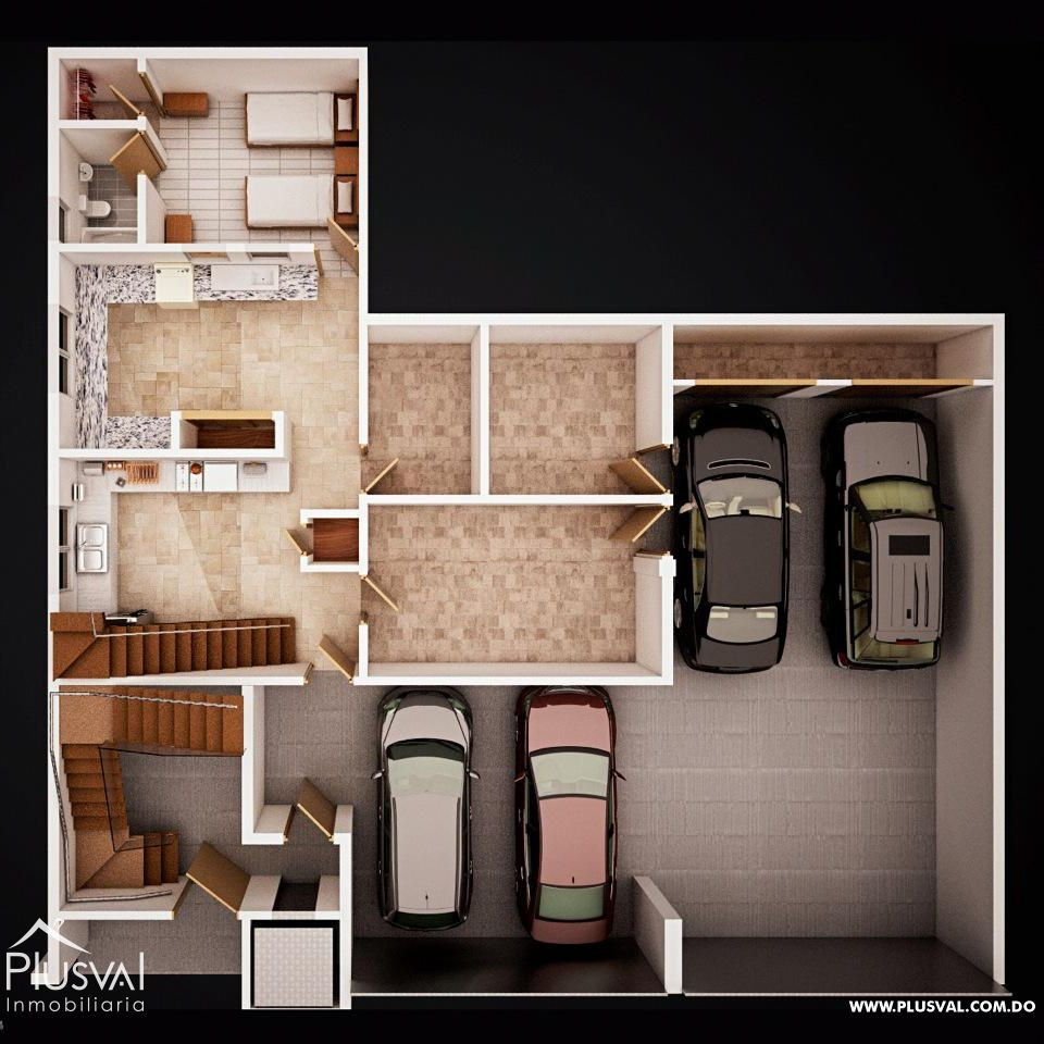 Casa en venta en Los Pinos 148074