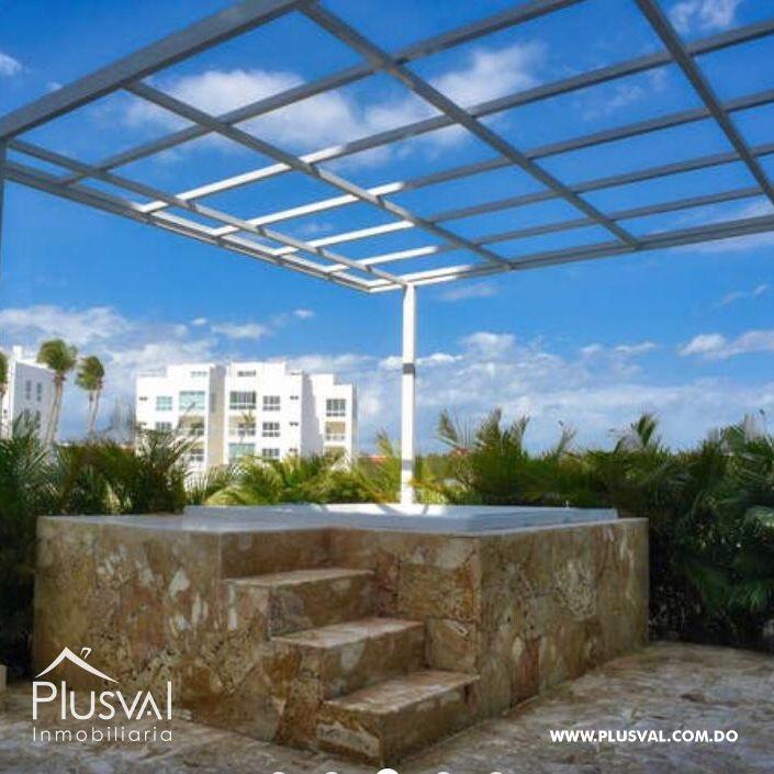 Apartamento de 2 habs en venta, en primera linea de playa La Romana 148325