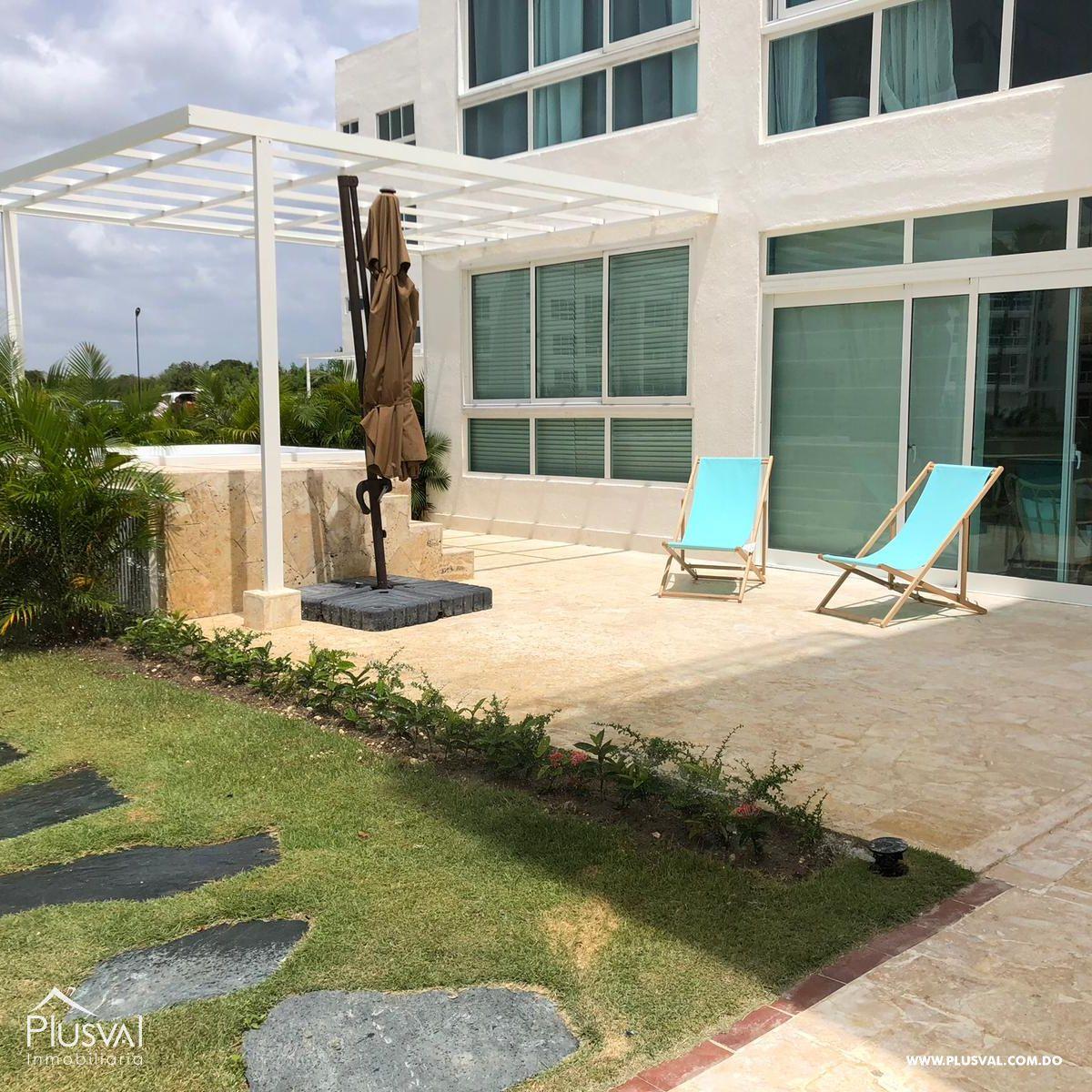 Apartamento de 2 habs en venta, en primera linea de playa La Romana 148326