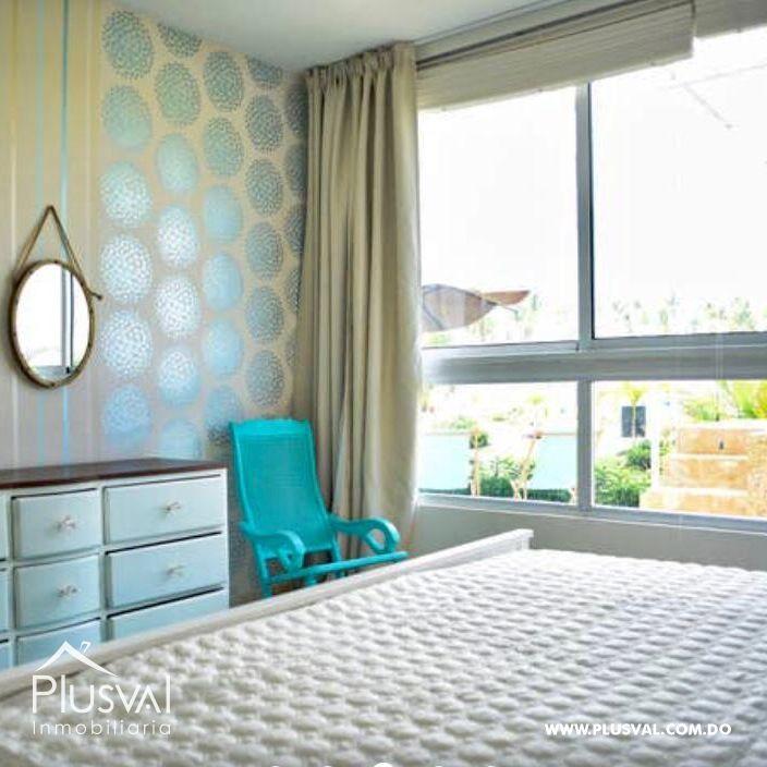 Apartamento de 2 habs en venta, en primera linea de playa La Romana 148328