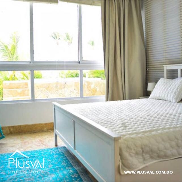 Apartamento de 2 habs en venta, en primera linea de playa La Romana 148329