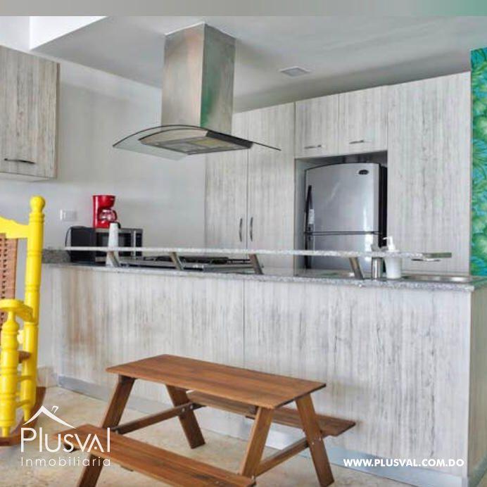 Apartamento de 2 habs en venta, en primera linea de playa La Romana 148330