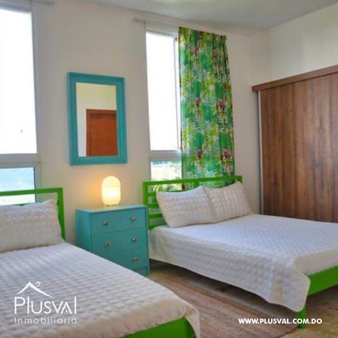 Apartamento de 2 habs en venta, en primera linea de playa La Romana 148331