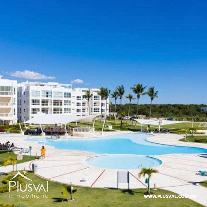Apartamento de 2 habs en venta, en primera linea de playa La Romana