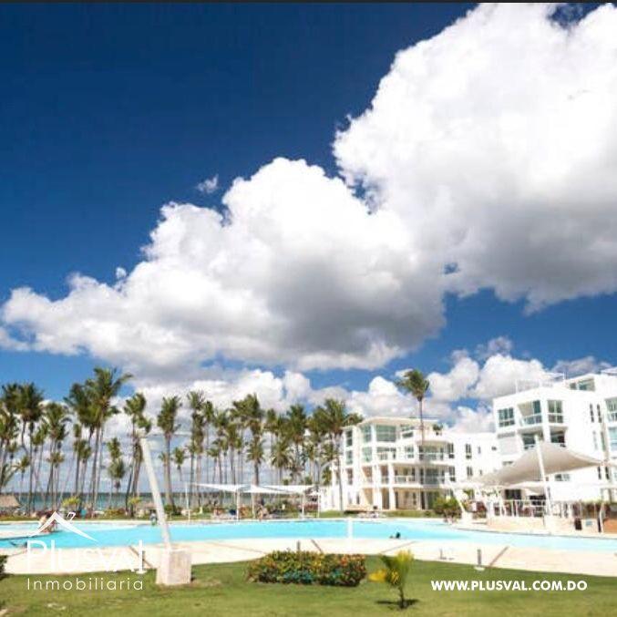 Apartamento de 2 habs en venta, en primera linea de playa La Romana 148335