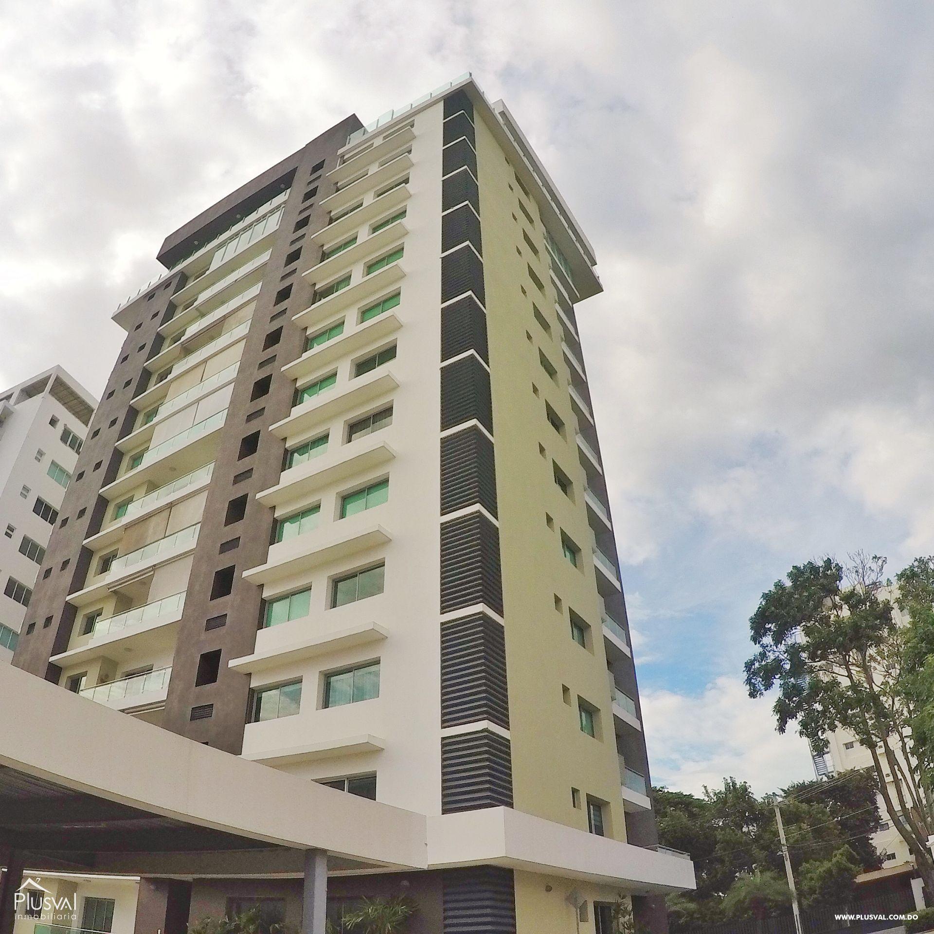 Apartamento en venta con hermosa vista en La Esmeralda