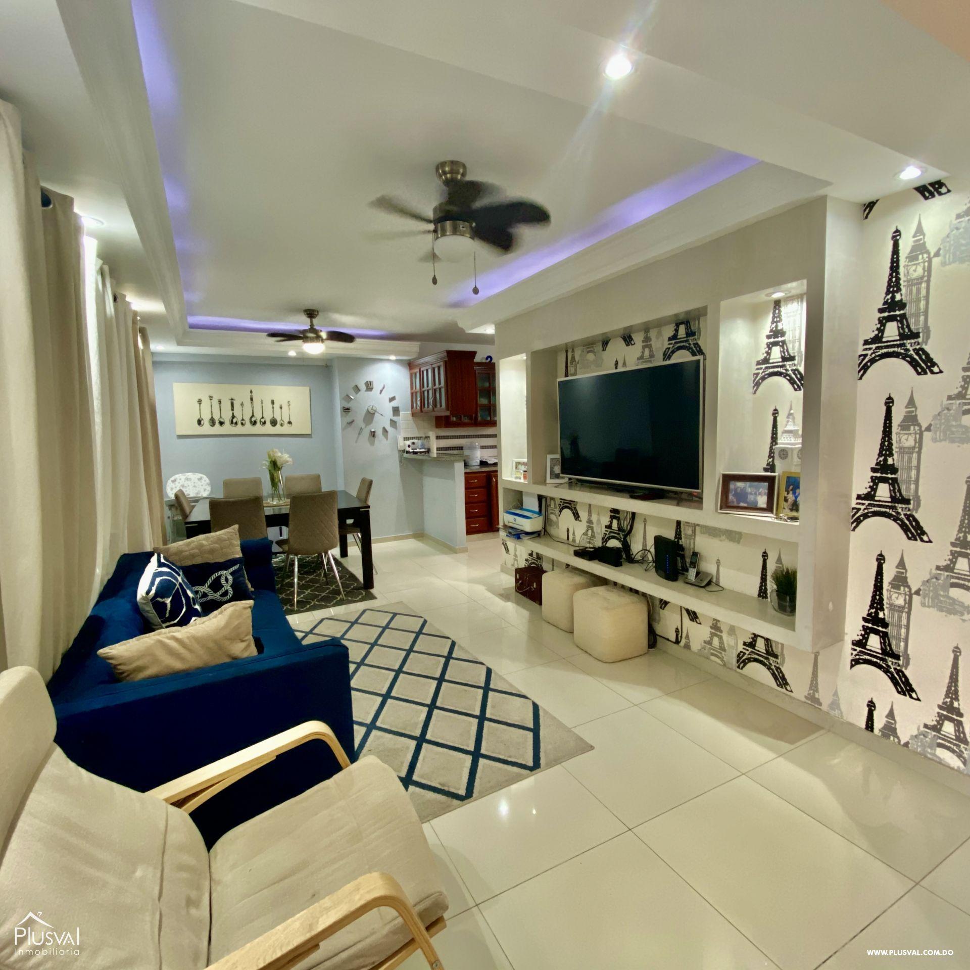 Apartamento en Venta Ensanche Ozama.