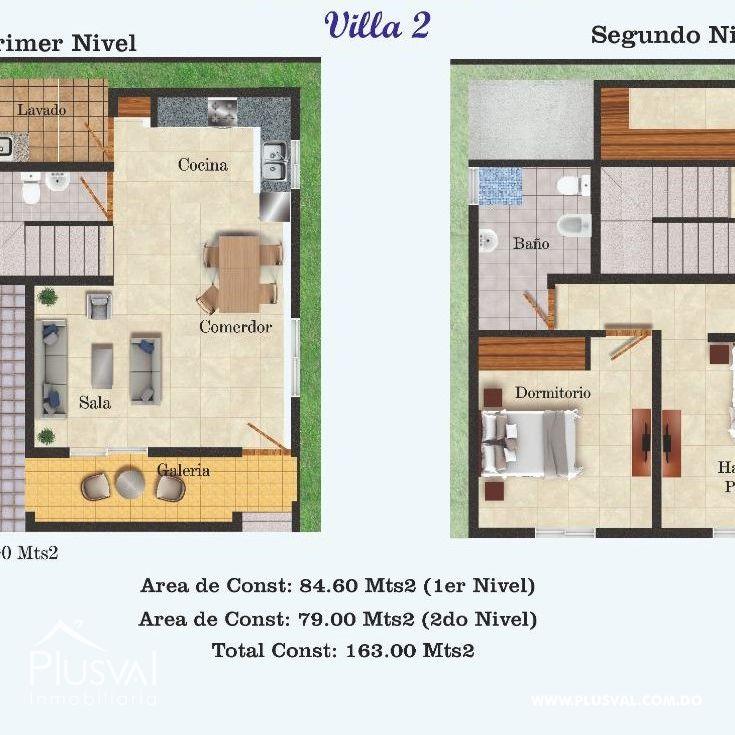 Casa en Venta de Dos niveles. Sector de Lucerna 149040
