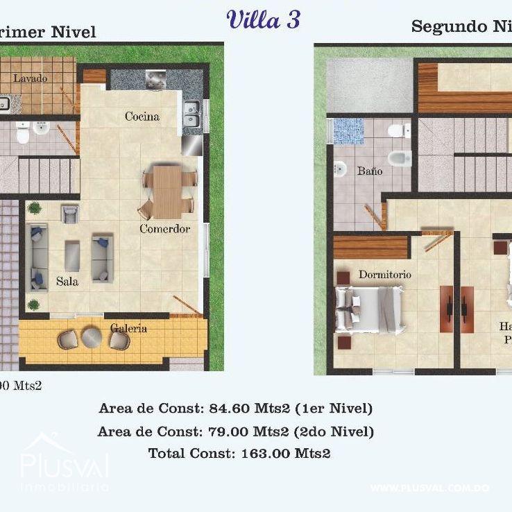 Casa en Venta de Dos niveles. Sector de Lucerna 149041