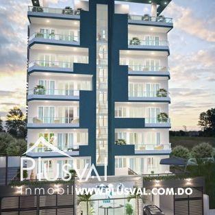Proyecto de Apartamentos en Venta en Bella Vista