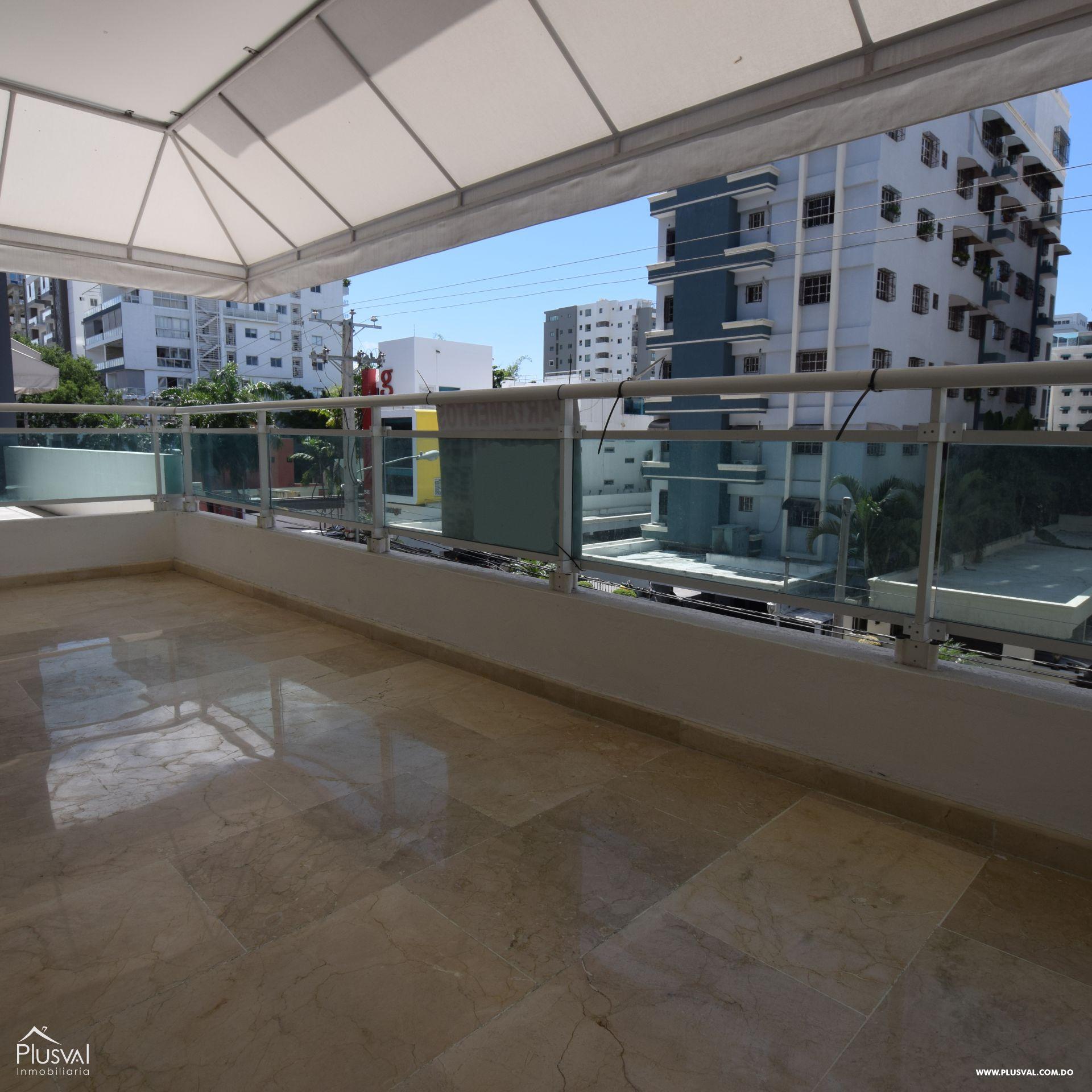 Proyecto residencial en venta, Evaristo Morales 149515