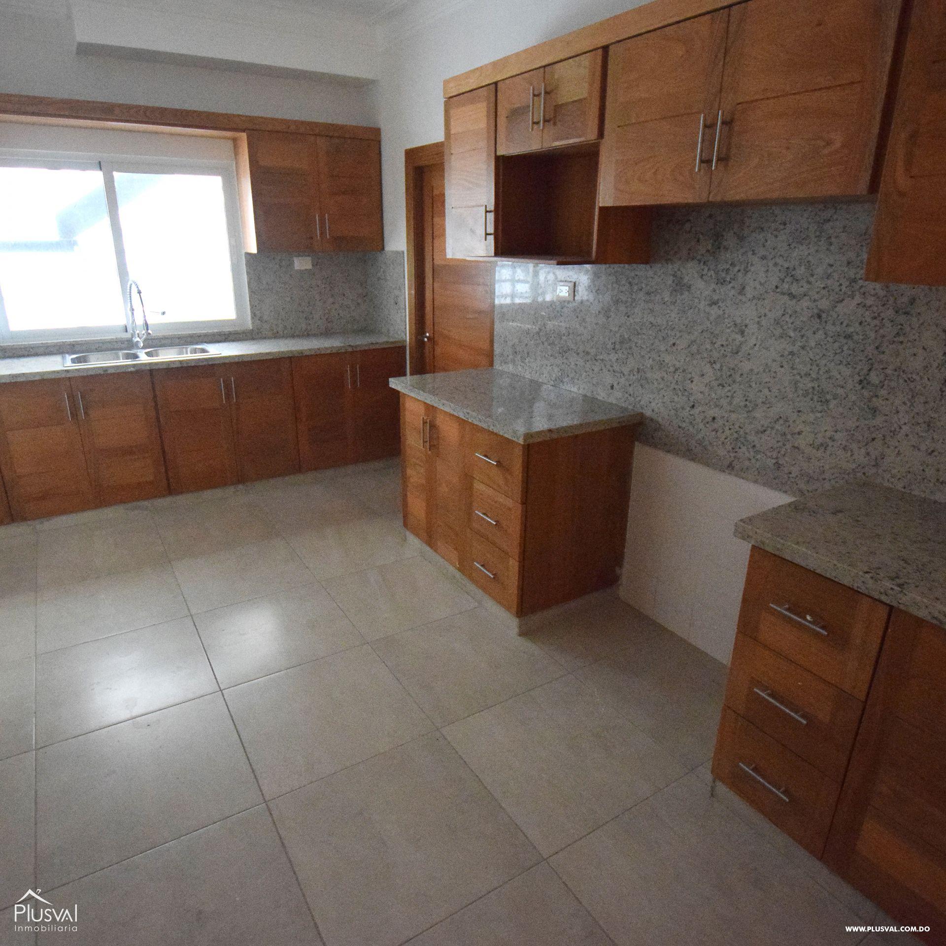 Proyecto residencial en venta, Evaristo Morales 149516