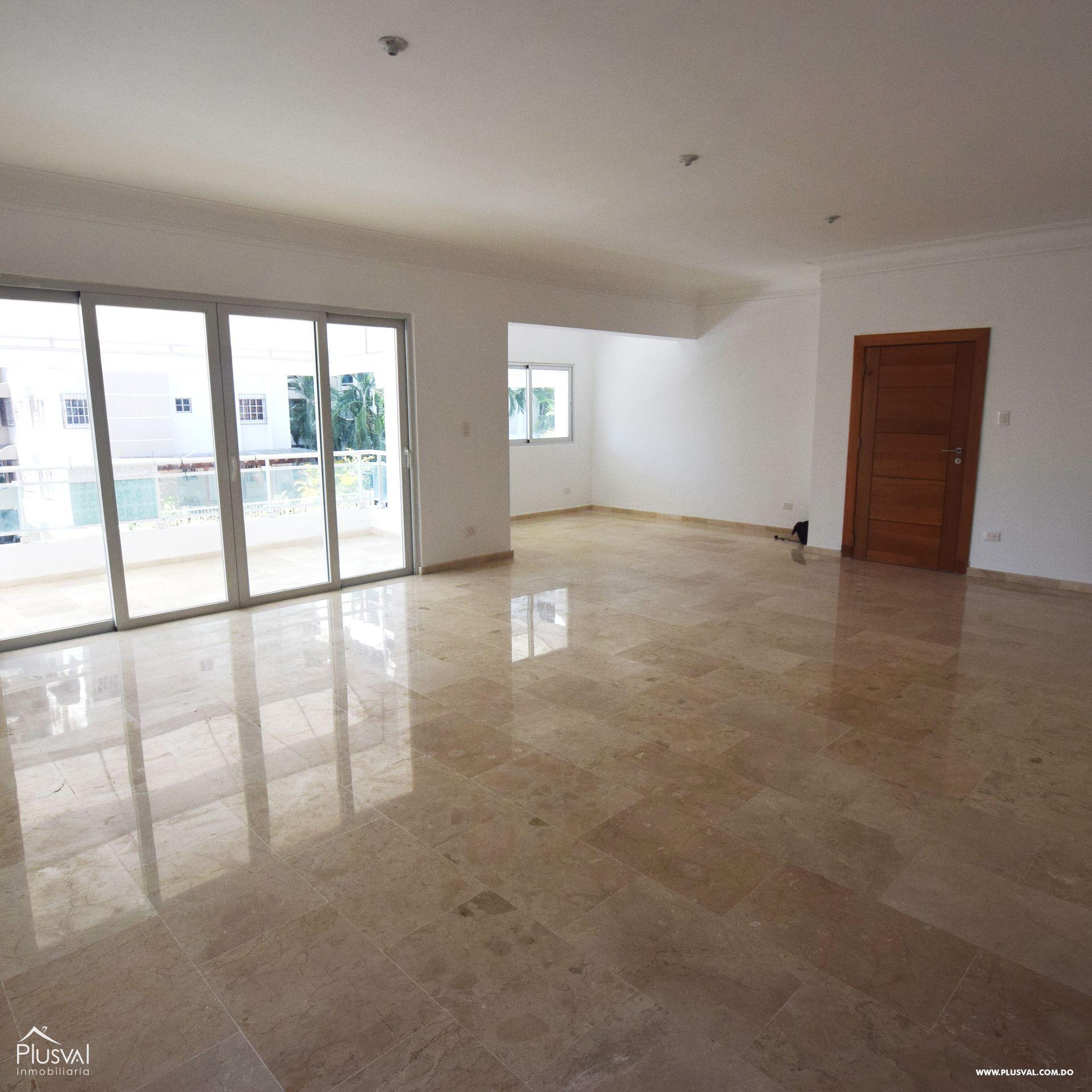 Proyecto residencial en venta, Evaristo Morales 149518