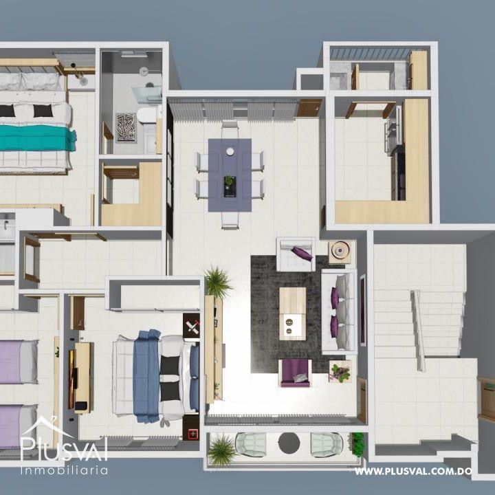 Impresionante Residencial en Tamboril 149762