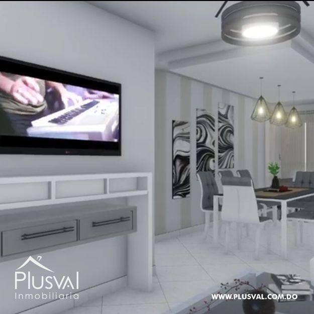 Moderno Proyecto de apartamentos en Los Llanos de Gurabo