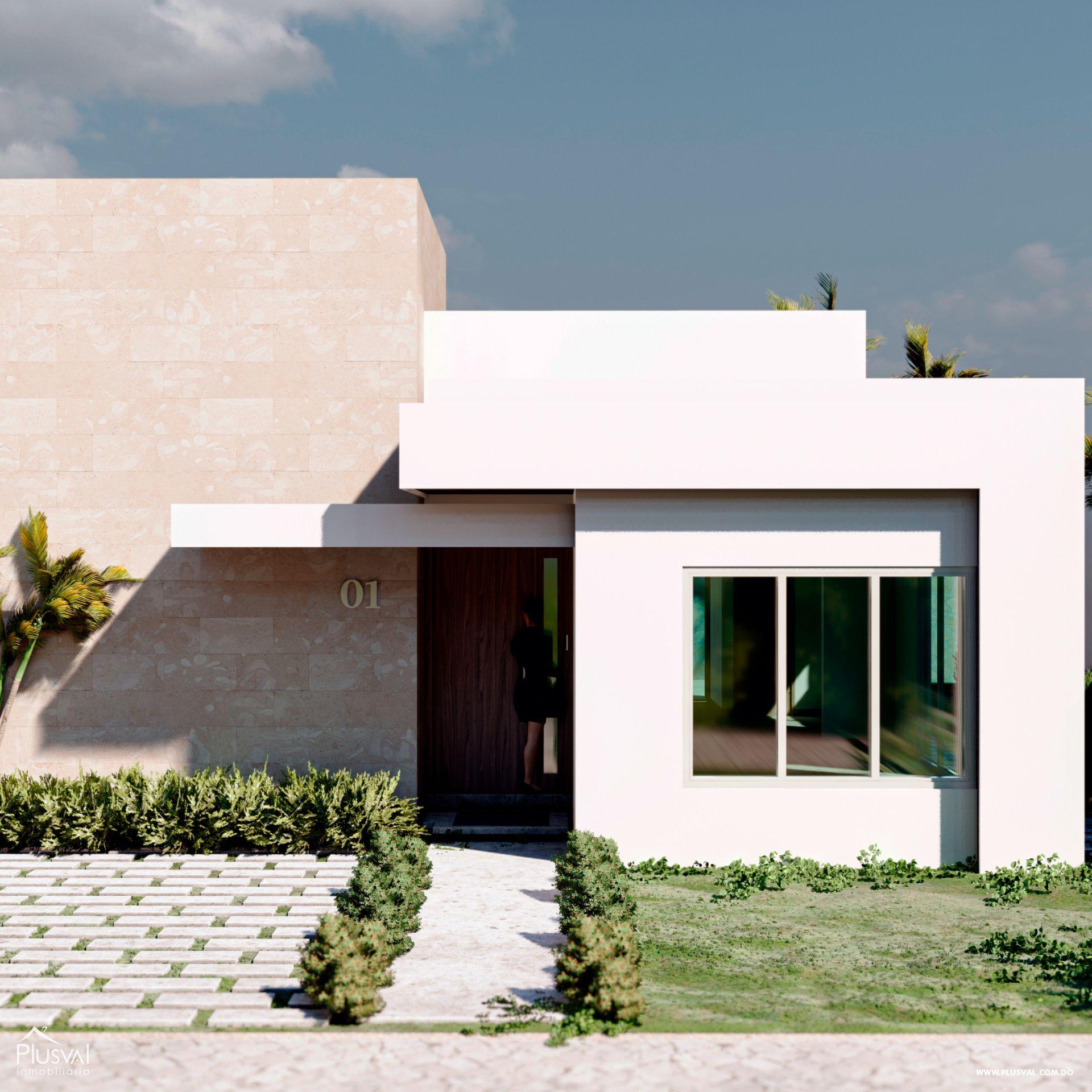 Proyecto de casas unifamiliares 173736