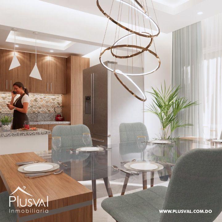 Proyecto de apartamentos en la Av. La pista Hainamosa 150274