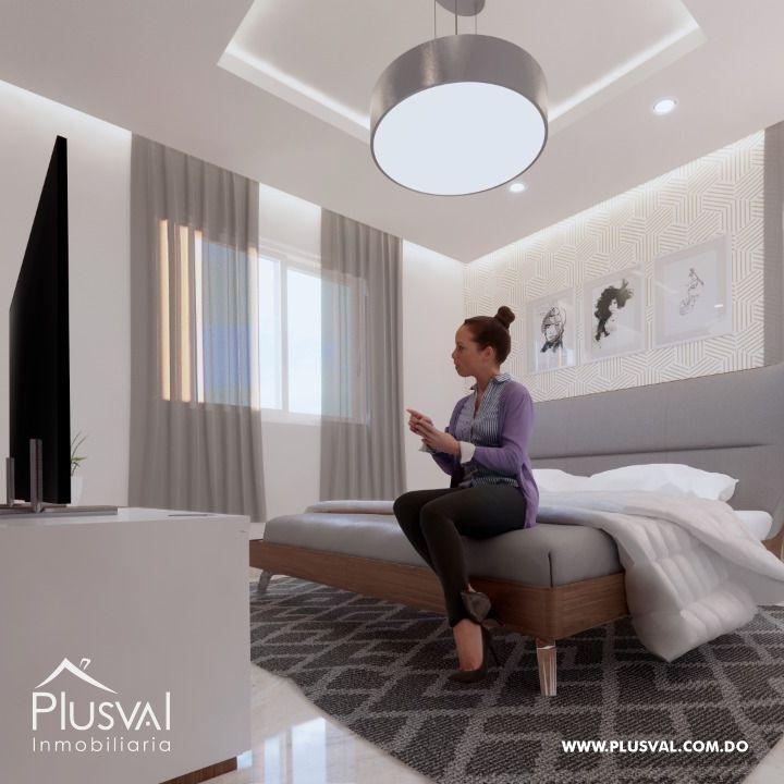 Proyecto de apartamentos en la Av. La pista Hainamosa 150275