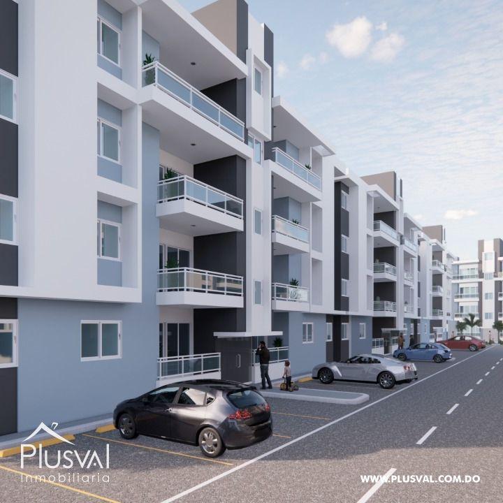 Proyecto de apartamentos en la Av. La pista Hainamosa 150276