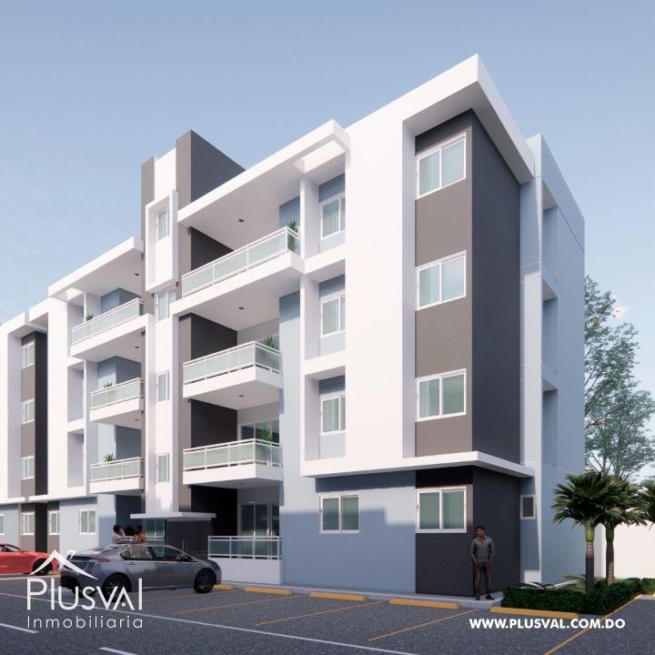 Proyecto de apartamentos en la Av. La pista Hainamosa 150278