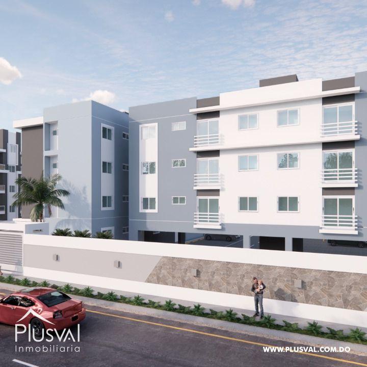 Proyecto de apartamentos en la Av. La pista Hainamosa 150281