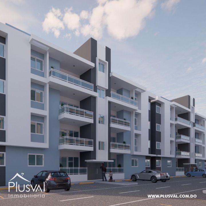 Proyecto de apartamentos en la Av. La pista Hainamosa 150282
