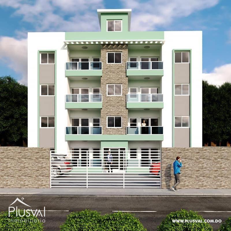 Proyecto de apartamento en Prado Oriental