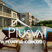 Apartamentos en venta, en el exclusivo residencial Cocotal Punta Cana