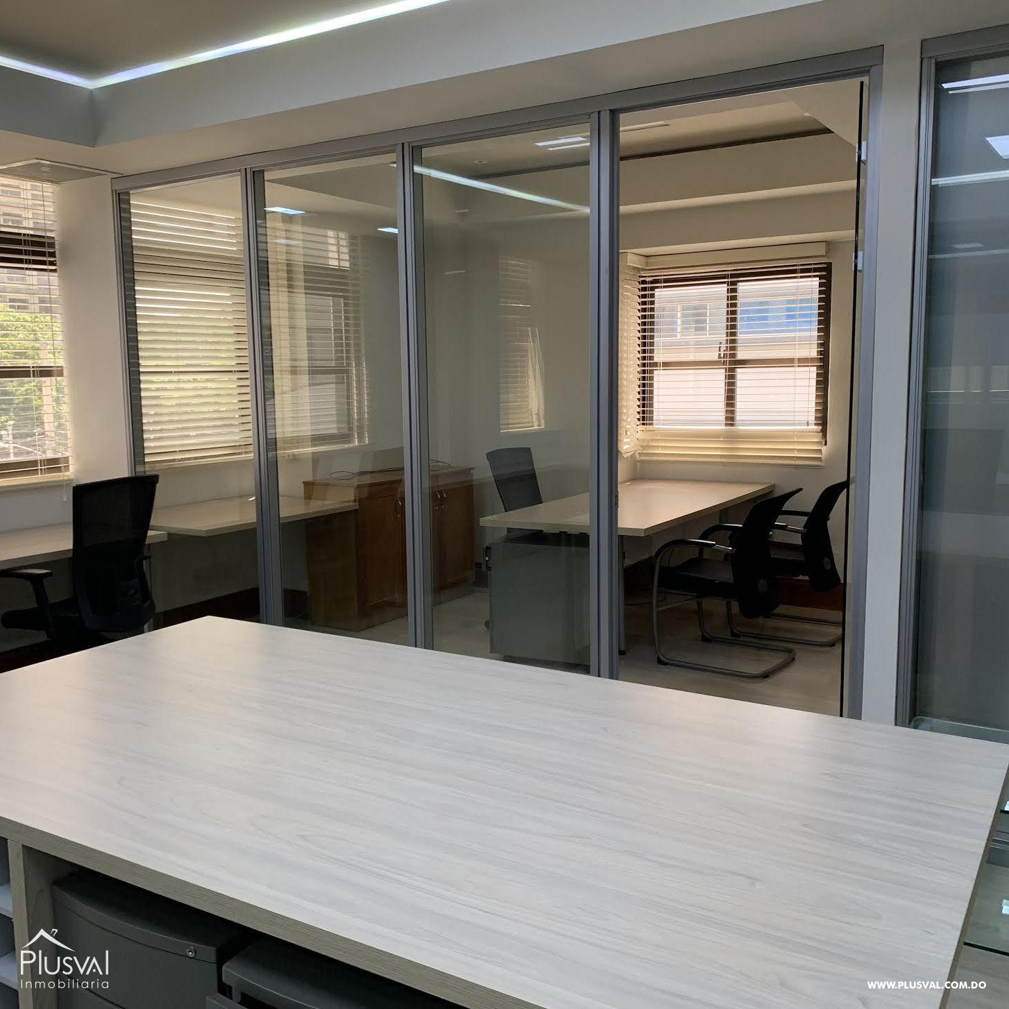 Moderna oficina amueblada en alquiler en Serralles 150381